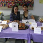 BASTA! Domestic Violence Program Fundraising Bake Sale