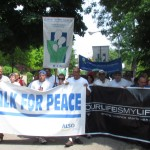 HAS Takes Part in 16th Annual ALSO Walk for Peace