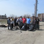 Community Garden Site Cleanup