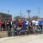 (English) Community Garden Site Cleanup